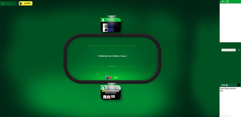Blackjack: Παρατηρώντας άλλους παίκτες να παίζουν